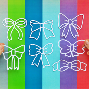 Bows Cut For You File Happy Scatter