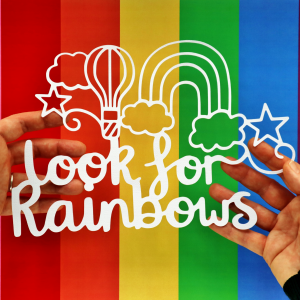 Look For Rainbows Cut For You File Happy Scatter
