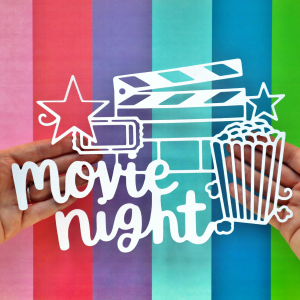 Movie Night Cut For You File Happy Scatter